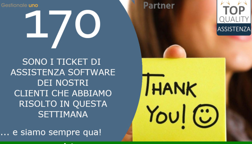 Assistenza Software: TOP QUALITY!