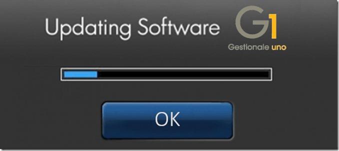 Aggiornamento G1 versione 6.5.1